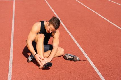 Image result for injured sportsman