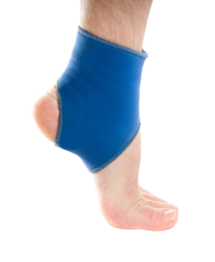 Playing sports with foot injuries