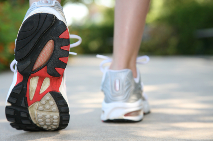 The Difference Between Walking and Running Shoes